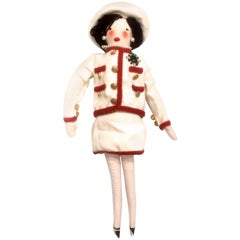 Mademoiselle Coco Chanel Doll by Karl Lagerfeld - Extremely Rare Made for Store