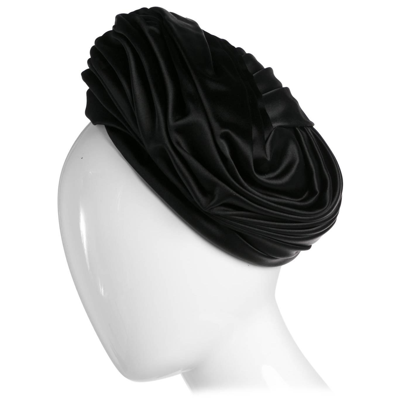 1873cdecaf3 Silk Turbans - 24 For Sale on 1stdibs