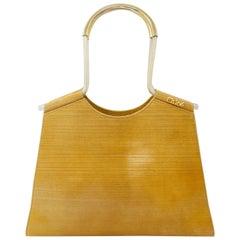 Rare 1970s Karl Lagerfeld design for Chloe Handbag