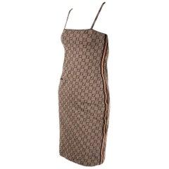 Fendi Monogram Dress