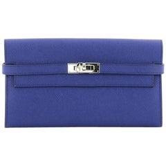 Hermes Kelly Wallet Epsom Long