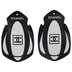 Rare Hard to find Chanel Swimming Fins from the Sport Line