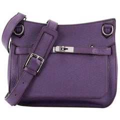 Hermes Jypsiere Clemence 28 Handbag