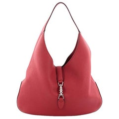 Gucci Jackie Hobo Soft Leather