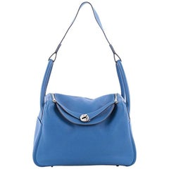 Hermes Lindy Handbag Clemence 30