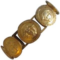 gianni versace medusa bracelet