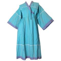 1980s Kenzo Kimono Dress