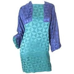Geoffrey Beene Silk Dress