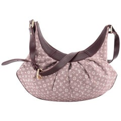 Louis Vuitton Rhapsodie Handbag Monogram Idylle MM