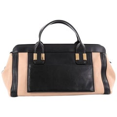 Chloe Alice Satchel Leather Medium