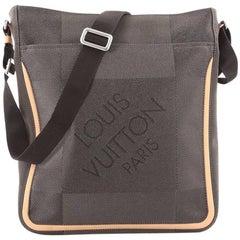 Louis Vuitton Geant Compagnon Messenger Bag Limited Edition Canvas