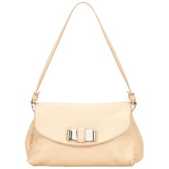 Chloe Brown Leather Lily