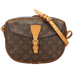 Louis Vuitton Brown Monogram Jeune Fille