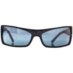 Prada Vintage Black Sunglasses