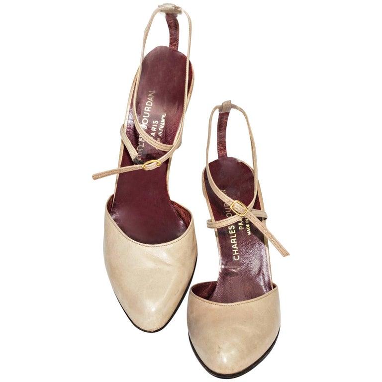 Charles Jourdan Strappy Heels