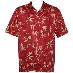Ralph Lauren Polo Bamboo Print Shirt