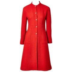 Sybilla Princess Style Wool Coat