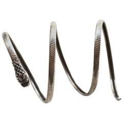 Edwardian Wrap Snake Bracelet