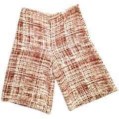 Prada Tweed Shorts - New  with tags Retail $915