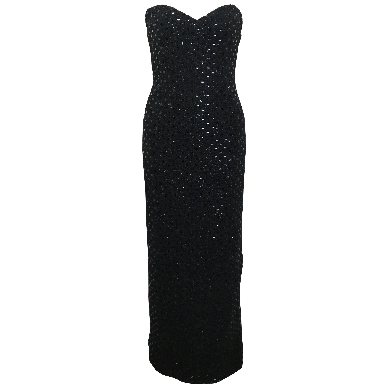 Tube Evening Dress