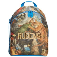 2017 Louis Vuitton Masters Jeff Koons Rubens Palm Springs Backpack