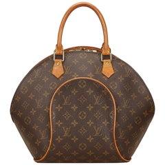 Louis Vuitton Brown Monogram Ellipse MM