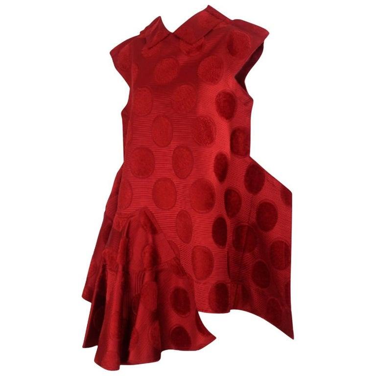 Comme des Garcons 2012 Collection Flat pack Dress