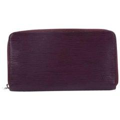 Louis Vuitton Zippy Organizer Epi Leather