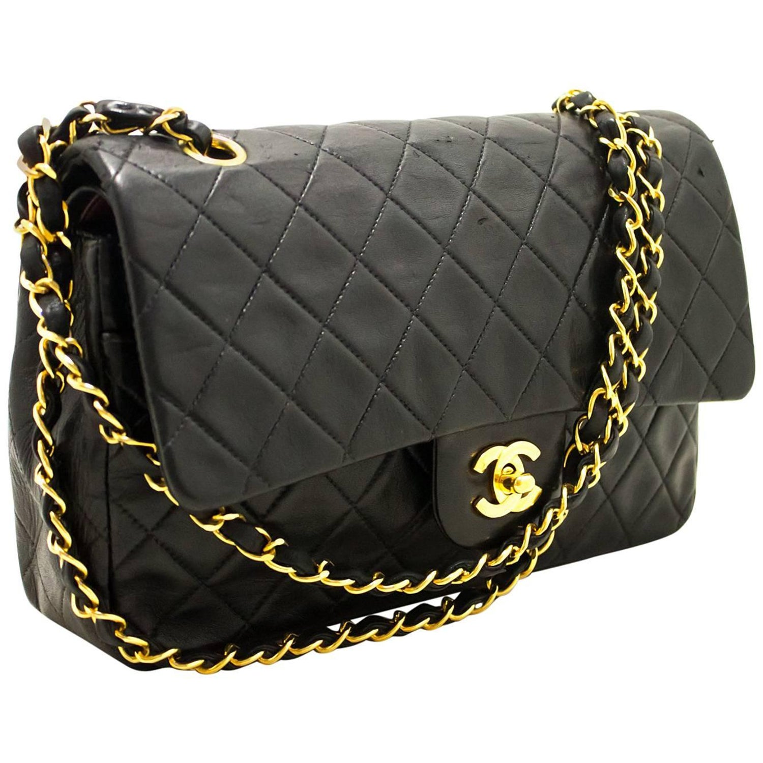 b837027f96f452 Chanel 2.55 Double Flap 10
