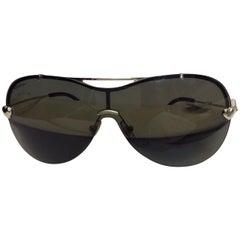 Yves Saint Laurent Frameless Sunglasses