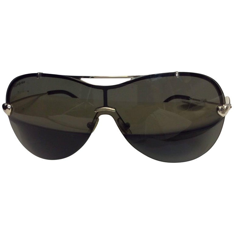 Yves Saint Laurent Frameless Sunglasses