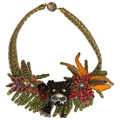 Tataborello Panther Necklace
