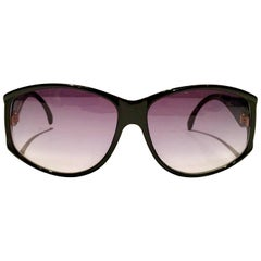 1980'S French Jacques Faith Sunglasses