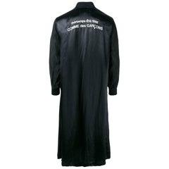 2011 re-edition 1989 Comme des Garcons staff coat