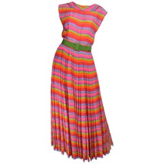 1960s Bud Kilpatrick California Gown