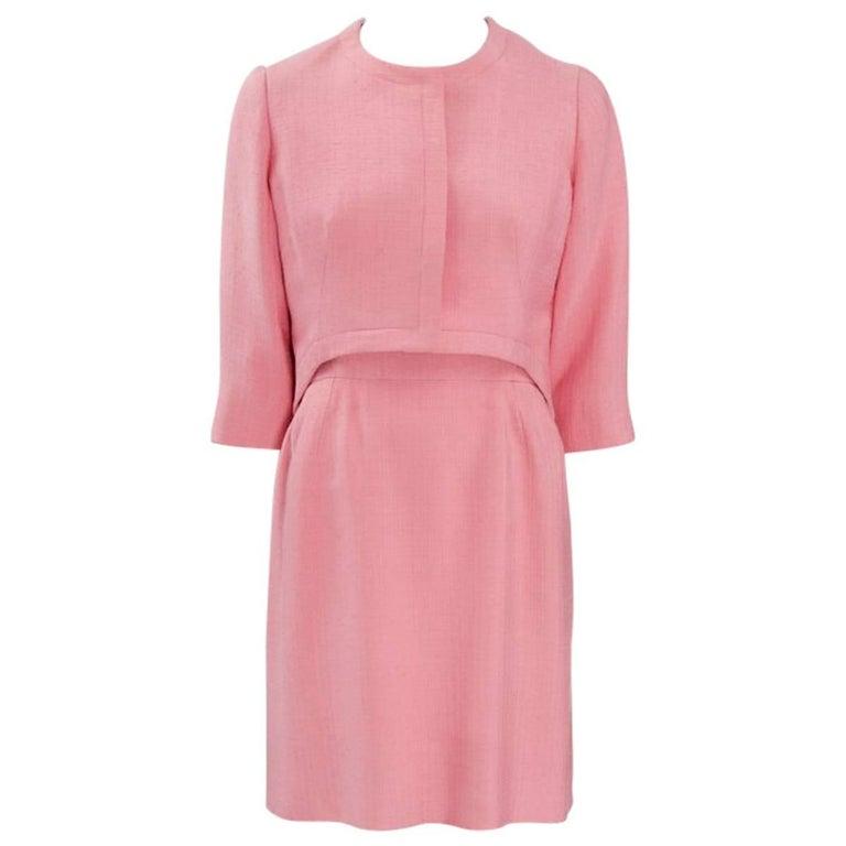 Nina Ricci Haute Couture Dress Suit