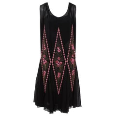 1920's Beaded Flapper Dress