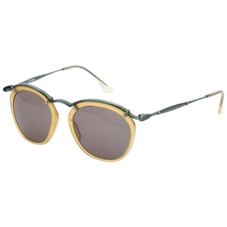 3118169aeac Vintage Jean Paul Gaultier Sunglasses 56-1273 For Sale at 1stdibs