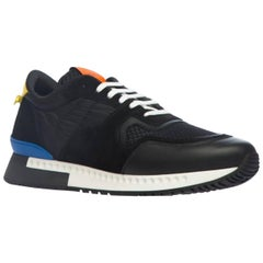 Givenchy Paneled Lace-Up Sneakers (Size - 41)