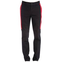 Givenchy Side Stripe Trousers (Size - 48)