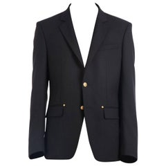 Givenchy Star Button Blazer (Size - 50)