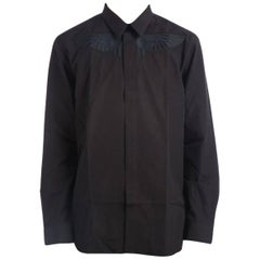 Givenchy Wing Embroidered Shirt (Size - 42)
