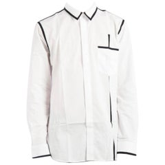 Givenchy Contrast Shirt (Size - 39)