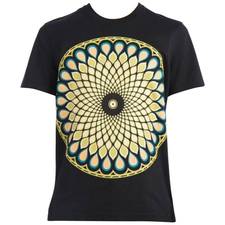 Givenchy peacock t shirt size xxl for sale at 1stdibs for Givenchy t shirts for sale