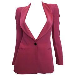 Bella Frued Pink Tux Style Jacket