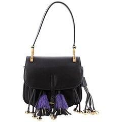 Prada Corsaire Convertible Shoulder Bag Leather Small