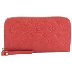 Louis Vuitton Secret Wallet Monogram Empreinte Leather