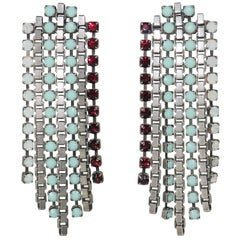Edgy & Contemporary Fallon Waterfall Earrings