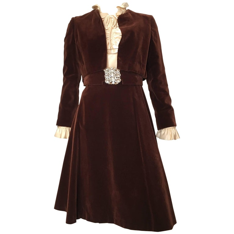 Find great deals on eBay for brown velvet coat. Shop with confidence.