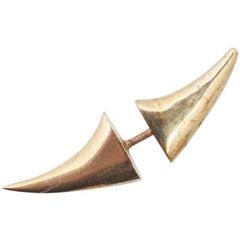 Shaun Leane for Alexander McQueen Gold Thorn Earring (Single) 96/97